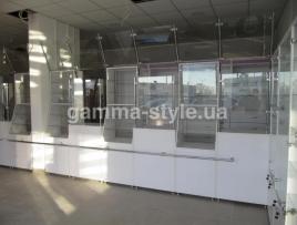 Торговая витрина ТГС-15