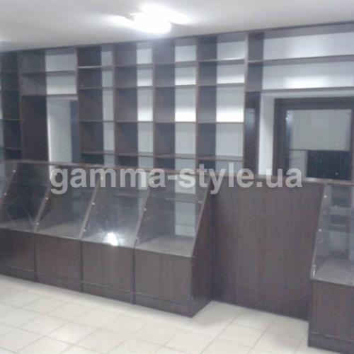 Торговая витрина ТГС-5