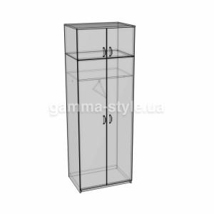 Шкаф для одежды ШО-5