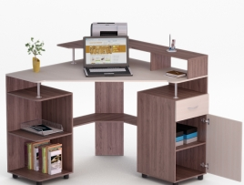Компьютерный стол ЛеД - 10