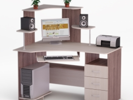 Компьютерный стол ЛеД - 70