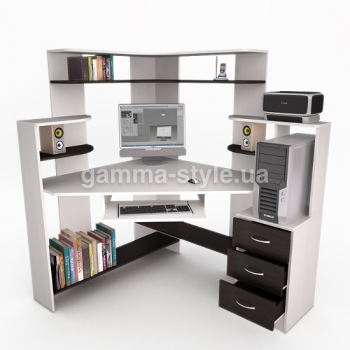 Компьютерный стол Флеш 34