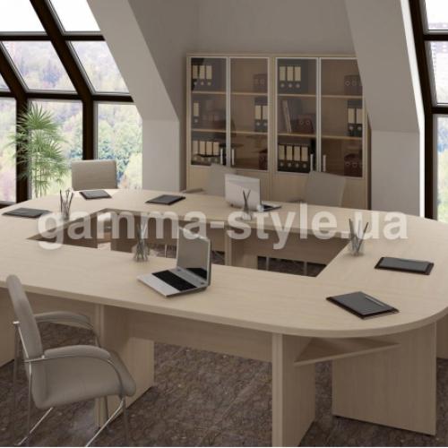 Конференц стол для переговоров 3