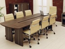 Конференц стол для переговоров 4