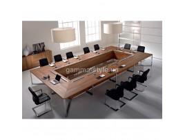 Конференц стол для переговоров 10