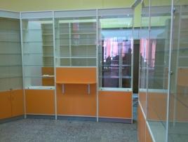 Мебель для аптеки ТМА 9