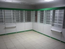 Мебель для аптеки ТМА 12