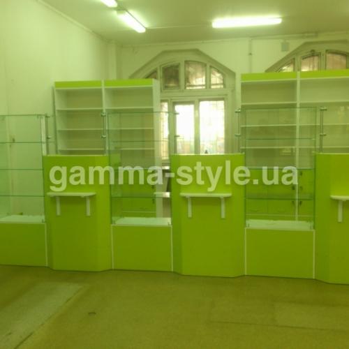 Мебель для аптеки ТМА 13