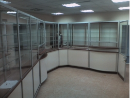 Мебель для аптеки ТМА 14
