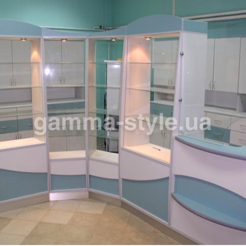 Мебель для аптеки ТМА 15