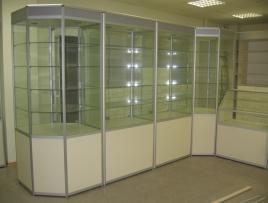 Мебель для аптеки ТМА 17