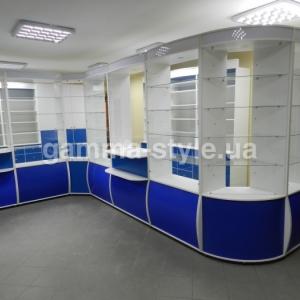 Мебель для аптеки ТМА 19