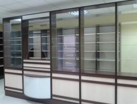 Мебель для аптеки ТМА 20