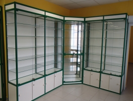 Мебель для аптеки ТМА 21