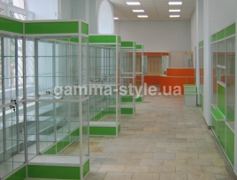 Мебель для аптеки ТМА 6