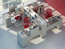 Офис Open space 1