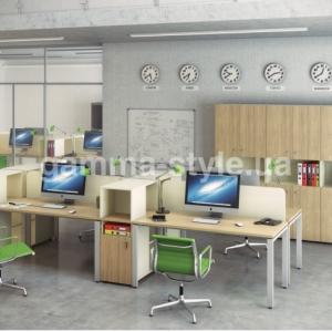 Офис Open Spase 16