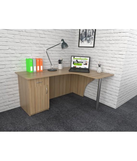 Угловые офисные столы