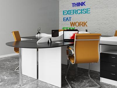 купить стол офисный угловой от Gamma-Style