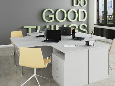 фото офисных столов